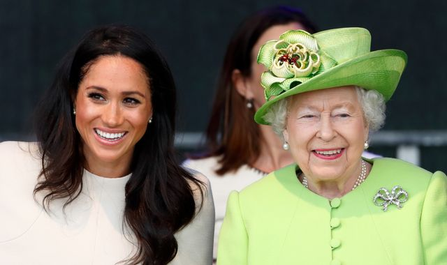 Royal Family wish Meghan a 'very happy birthday' as she turns 39