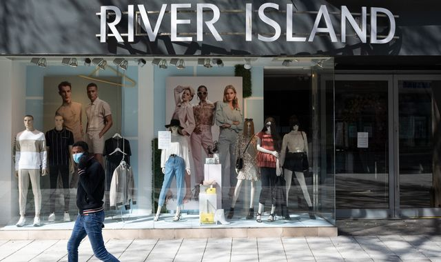 River Island to slash 350 jobs in store management shake-up