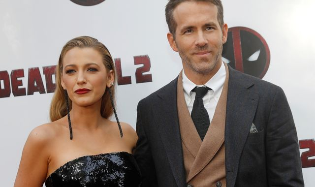 Ryan Reynolds and Blake Lively 'deeply sorry' for wedding at former slave plantation