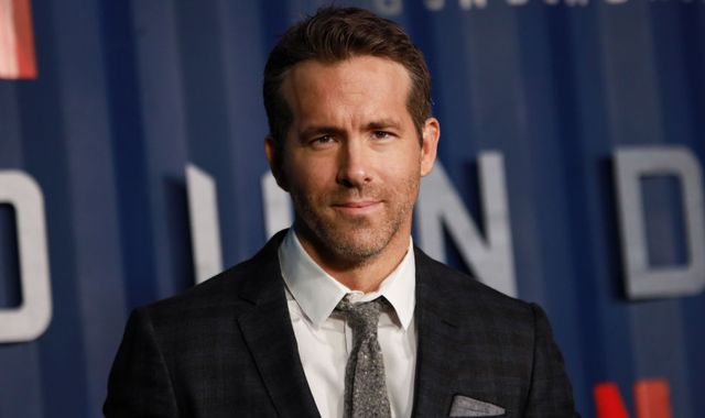 Ryan Reynolds tells young people to stop 'dangerous' partying