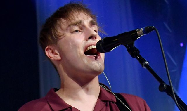 Coronavirus: Sam Fender to headline UK's first dedicated socially distanced music venue