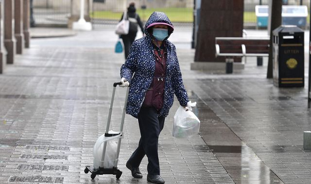 Coronavirus in Northern Ireland: Face masks to be made mandatory indoors as R number may be up to 1.8