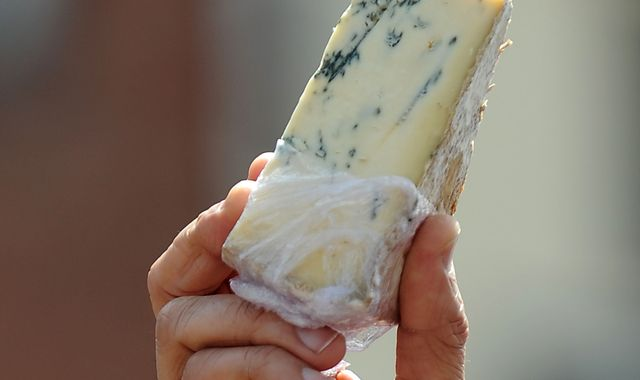 UK-Japan post-Brexit talks hit 'stumbling block over Stilton'