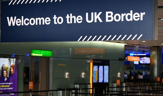 Coronavirus: Just 10 fines issued to people breaching travel quarantine rules