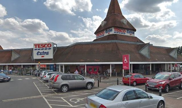 Coronavirus: Outbreak among staff at Tesco Extra supermarket in Swindon