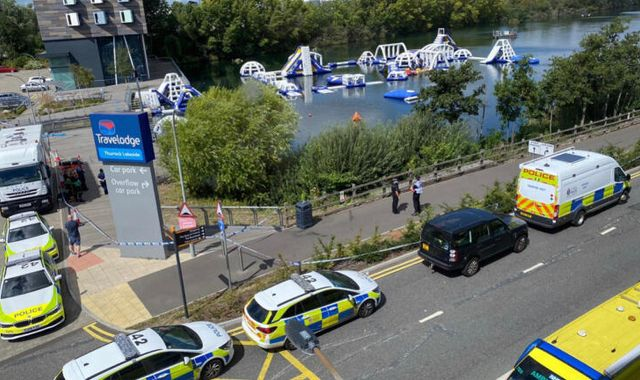 Police find body in search for teenager who went missing in lake near Lakeside Shopping Centre