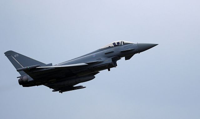 Sonic boom after RAF jets scrambled to intercept private ...