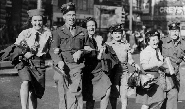 VJ Day: The real end of the Second World War