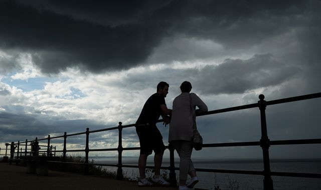 UK weather: Thunderstorm and flood warnings issued as heatwave continues