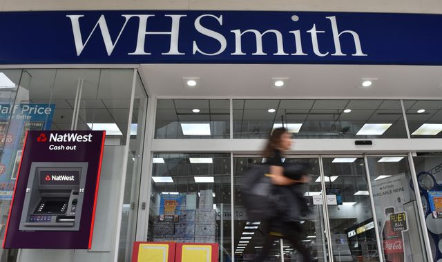 Up to 1,500 jobs to go at WHSmith over 'slow' lockdown recovery