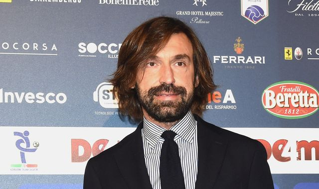 Andrea Pirlo appointed Juventus head coach on two-year deal