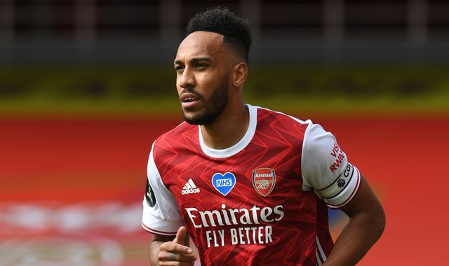 Pierre-Emerick Aubameyang: Arsenal striker set to sign new deal