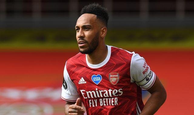 Pierre-Emerick Aubameyang: Arsenal striker set to sign new deal