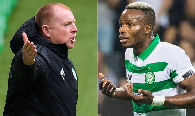 Boli Bolingoli criticised by Celtic manager Neil Lennon for breaking quarantine rules