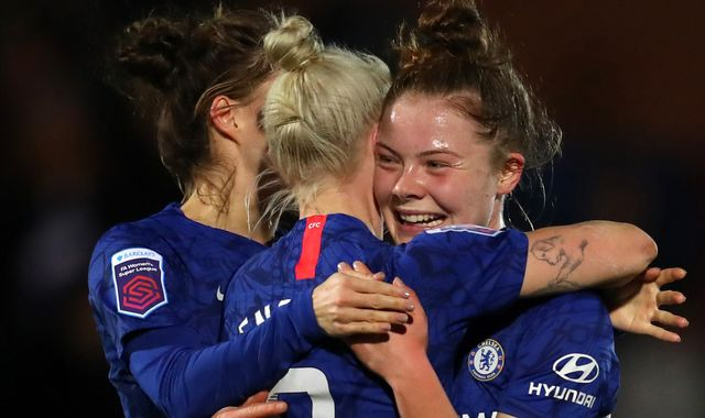 UK Sport chief Sally Munday optimistic for future of women's sport