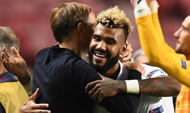Eric Maxim Choupo-Moting hails PSG resolve after 'crazy game'
