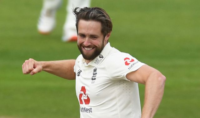England bowler Chris Woakes happy as unsung hero amid 'intense' competition for places