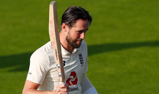 Chris Woakes' phenomenal innings turned the game for England, says Nasser Hussain