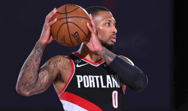 Will Damian Lillard's restart rampage lead Portland Trail Blazers to playoffs?