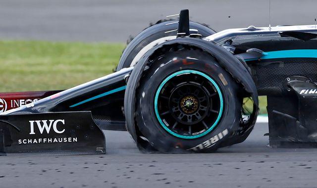 Lewis Hamilton recounts amazing finish to British GP victory