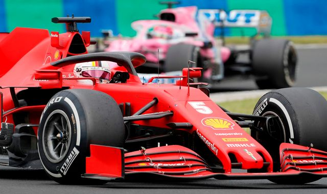 Ferrari, McLaren, Renault, intend to appeal FIA's Racing Point decision