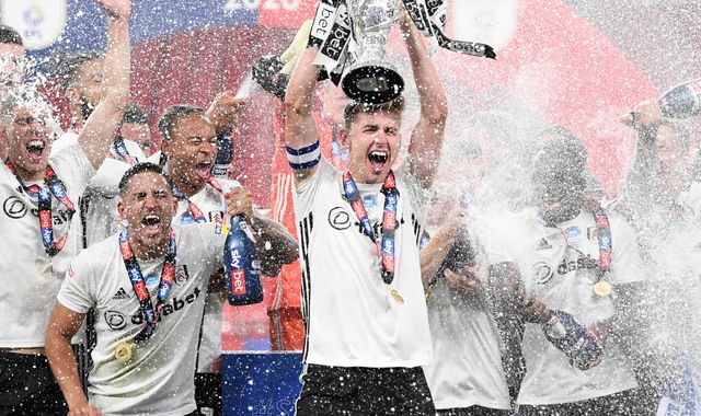 How Scott Parker took Fulham back to the Premier League at the first time of asking