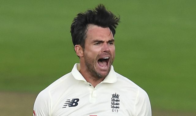 James Anderson proved he's still world class, says England team-mate Sam Curran