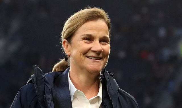 Jill Ellis: Talks stall over England Women job as Phil Neville expected to take September camp