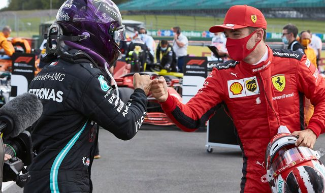 Martin Brundle column: The verdict on British GP and its amazing finish