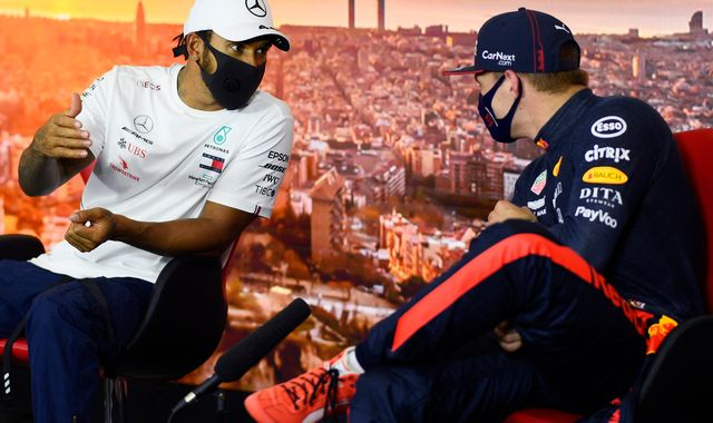 Lewis Hamilton fears 'quicker' Red Bull at Spanish GP despite F1 pole