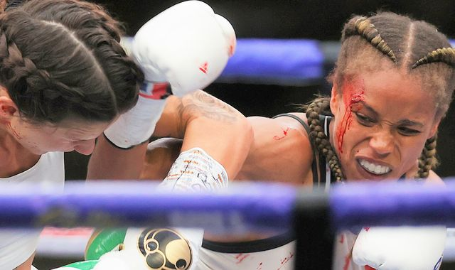 Harper vs Jonas: Terri Harper retains WBC title after split decision draw with Natasha Jonas