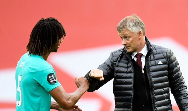Nathan Ake: Manchester United were keen on defender before he signed for City