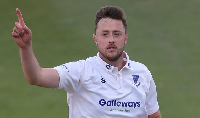 England name seamer Ollie Robinson in 14-man squad for second Test against Pakistan
