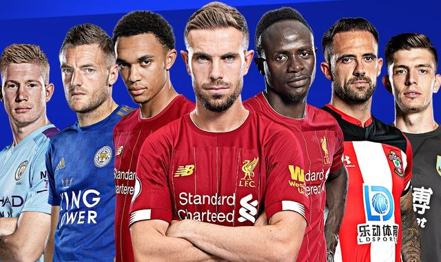 Jordan Henderson, Trent Alexander-Arnold and Sadio Mane among  Player of the Season nominees