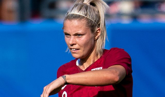 Rachel Daly says new England Women head coach must take them 'to the next level'