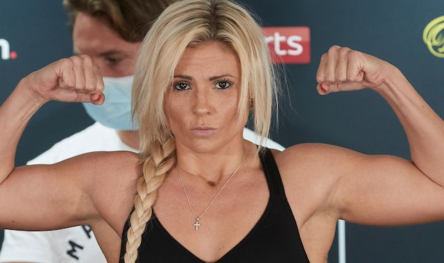 Cash vs Welborn: Shannon Courtenay's opponent Rachel Ball insists 'this could be life-changing'