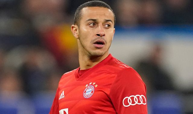 Thiago: Bayern Munich midfielder keen to play for Jurgen Klopp at Liverpool, says Kaveh Solhekol