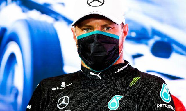 Valtteri Bottas extends Mercedes contract for 2021 F1 season