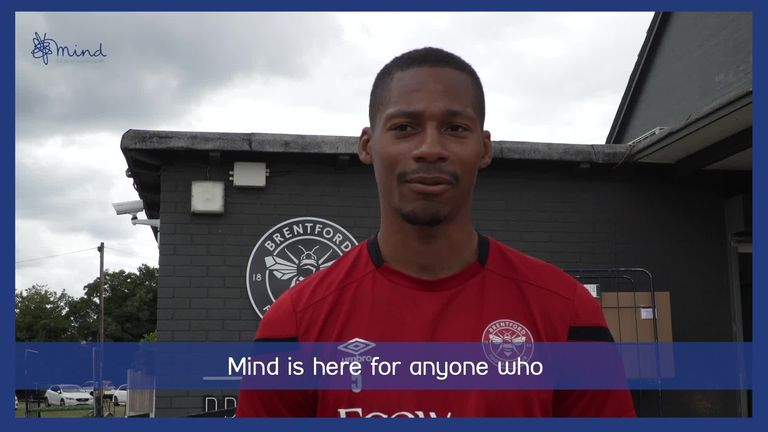 Ahead of the Championship play-off final, Brentford and Fulham have offered their support to the EFL & Mind's campaign for mental health awareness