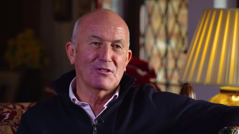 Tony Pulis lifts the lid on his long managerial career