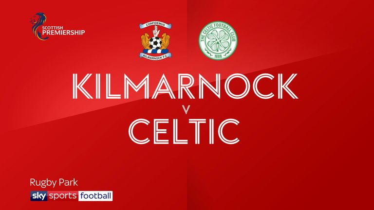 Highlights of the Scottish Premiership match between Kilmarnock and Celtic