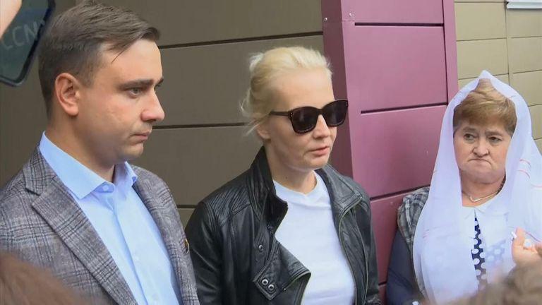 Yulia Navalnay