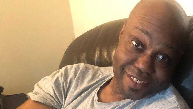 Adam Deacon's friend Sean Mitchell died with coronavirus