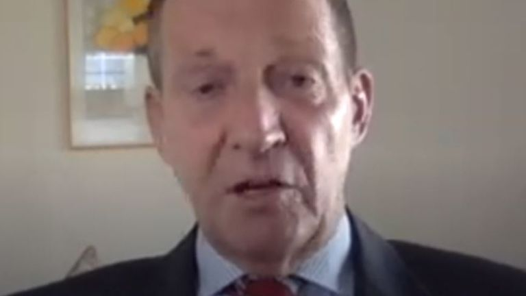 Alastair Campbell recalls John Hume's input into the Northern Ireland peace process