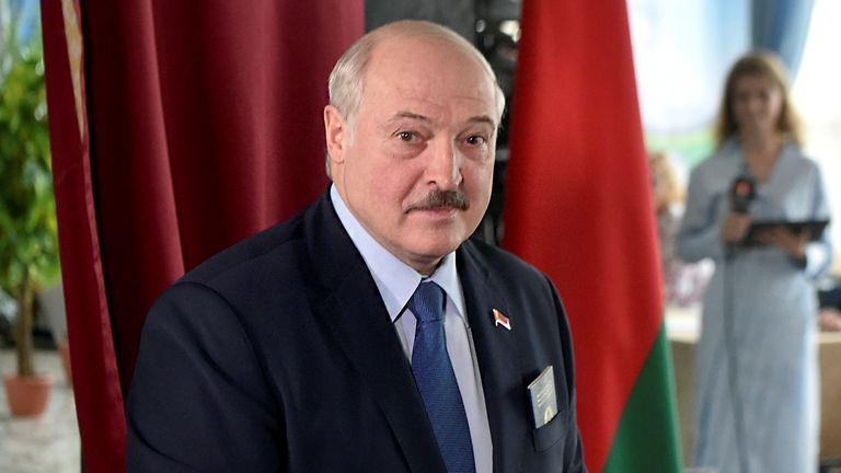 Belarusian President Alexander Lukashenko has ruled for 25 years