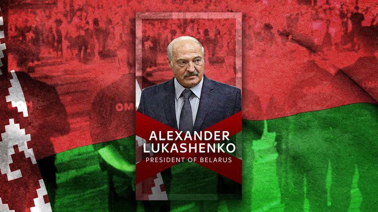 Alexander Lukashenko, president of Belarus since 1994