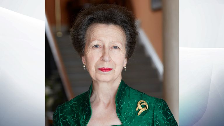 Princess Anne has turned 70