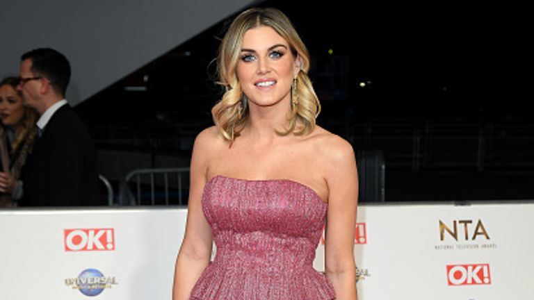 Model Ashley James stopped editing her photos in the past few years