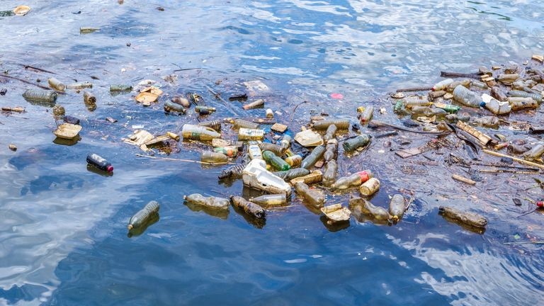 The amount of plastic waste in the Atlantic Ocean is said to have been 'massively underestimated'