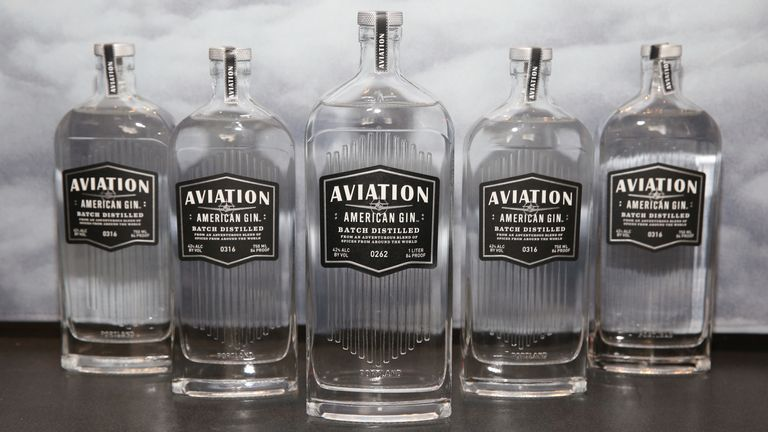 Aviation reported 100% growth in sales volumes last year as demand for premium gin surges globally